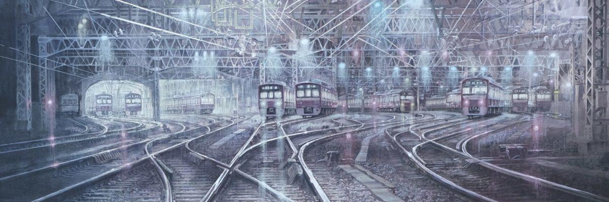 日本画家 棚町宜弘  公式ホームページ